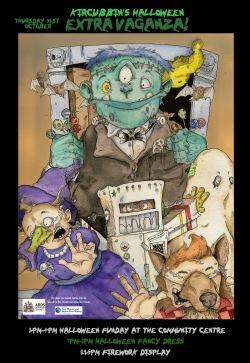 Kircubbin Halloween Extravaganza