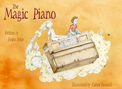 """Magic Piano"" Original Cover"