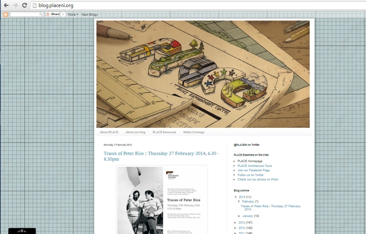 place blog