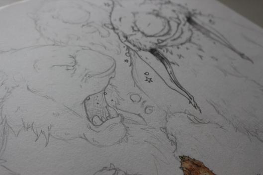 Rumbley Sketchbook #1
