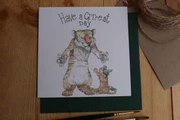 """""""Have a Grrreat Day"""""""