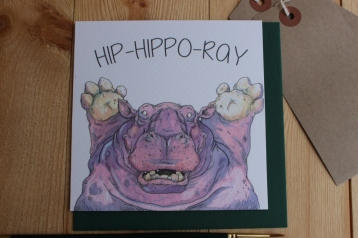 """Hip-Hippo-Ray"""
