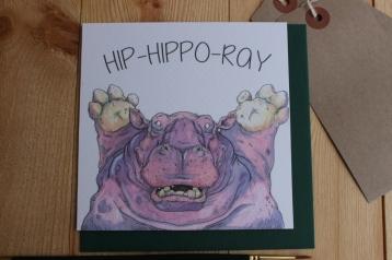"""""""Hip-Hippo-Ray"""""""