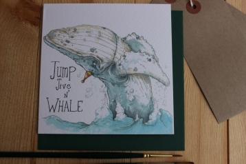 """Jump, Jive and Whale"""