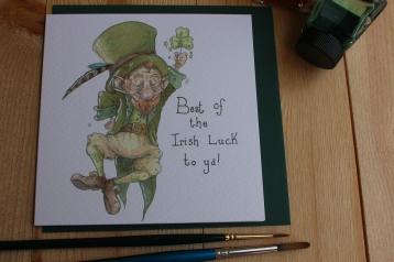 """""""Best of Irish Luck"""""""