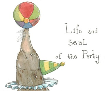 """""""Life and Seal of the Party"""""""