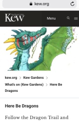 A little something I spotted on the Kew website